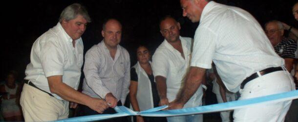 """Inauguración del Complejo Turístico """"Salto del Pavón"""""""