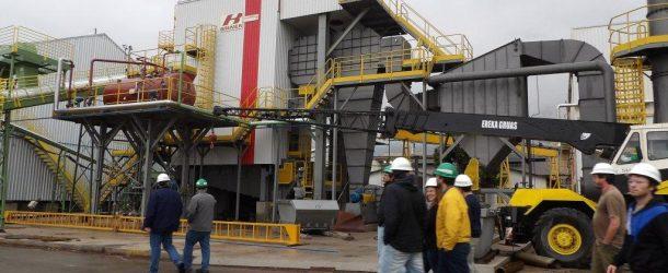Fiplasto anuncia la puesta en marcha de su Caldera de Biomasa
