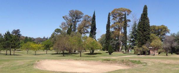 A todo Golf. Hoyo en uno en el San Nicolás Golf Club.
