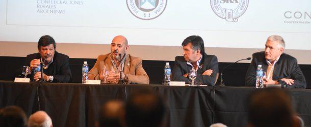 Se llevó a cabo una Jornada de Seguro Agropecuario en Rosario.