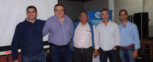 CHARLA TECNICA – Cooperativa Agropecuaria de La Violeta Ltda.
