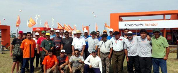 Campeonato Nacional de Alambradores organizado por Acindar Grupo ArcelorMittal  en conjunto con Expoagro