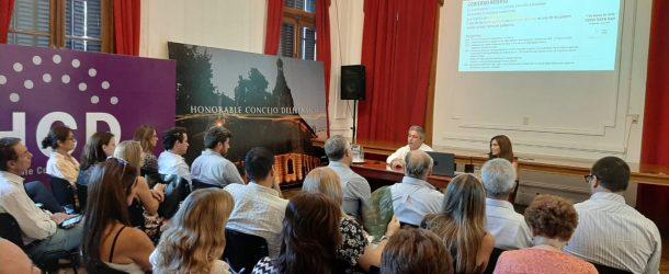 Pergamino celebró que el municipio cuente con datos abiertos